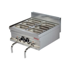 Bain Marie electric de banc Arisco linia 600