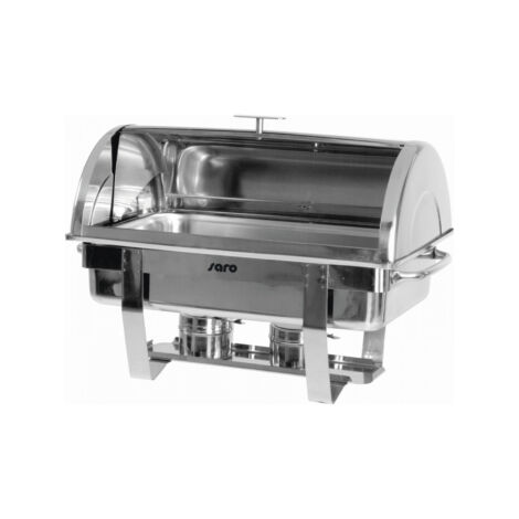 Chafing dish cu capac roll-top, GN 1/1