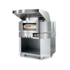 Cuptor pizza electric cu blat rotativ Cuppone Giotto